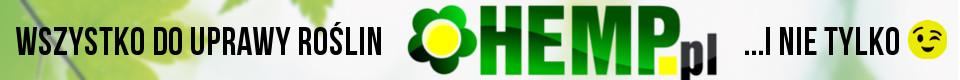HEMP.pl - growboxy, lampy, nawozy do uprawy roślin